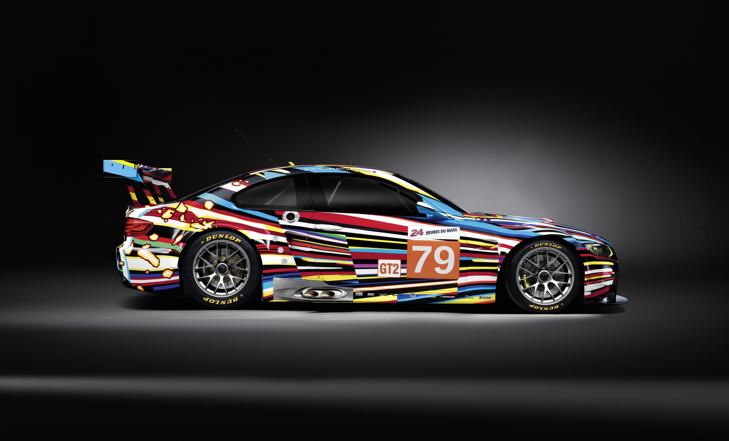 Foto de BMW GT2 Art Car (4/10)