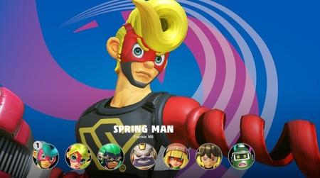 Cómo cambiar el color de los personajes de ARMS durante la Global Testpunch