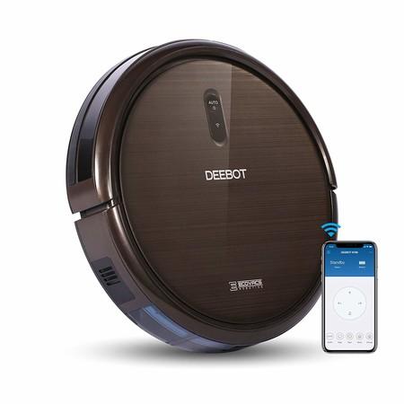 Oferta flash en Amazon: el robot aspirador Ecovacs Deebot  N79S está rebajado a 155,10 euros hasta medianoche