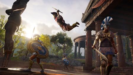 'Assassin's Creed Odyssey', primeras impresiones: una aventura de proporciones épicas donde decidiremos el curso de la historia