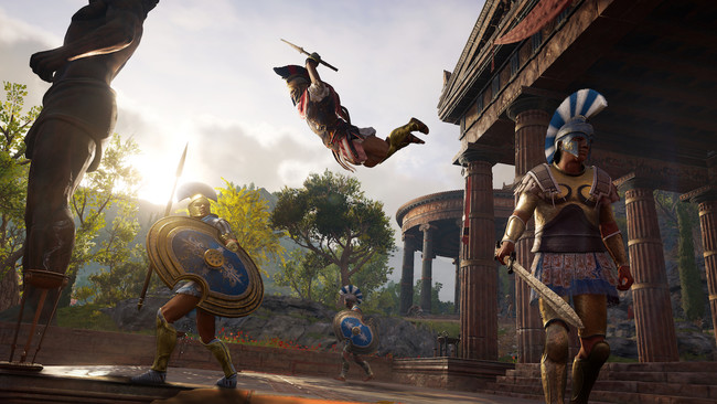 Assassins Creed Odyssey E3 2018 1