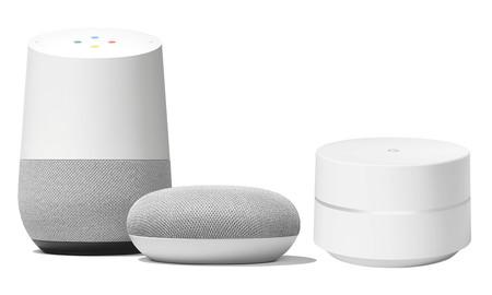 Google Home, Google Home Mini y Google WiFi llegan a España: precios oficiales