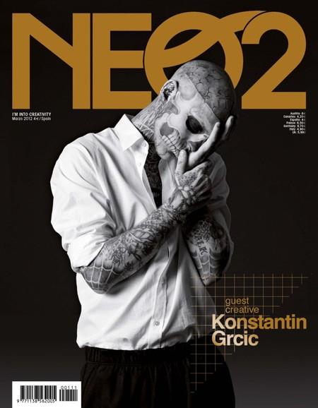 Rick Genest El Modelo Zombie Boy Se Suicida A Los 32 Anos