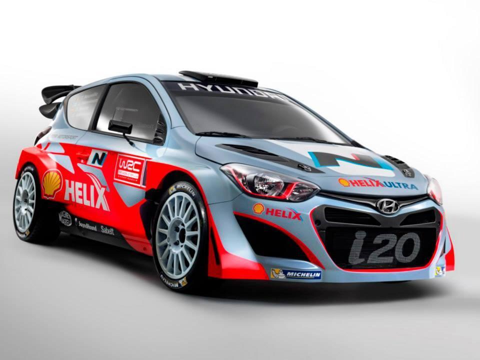 Foto de Hyundai Shell World Rally Team (7/22)