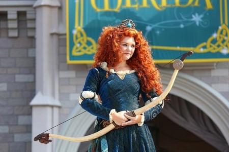 Mérida, la última heroína de Pixar, será una nueva princesa de Disney
