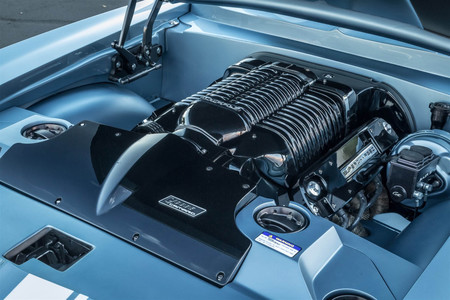 Chevrolet Camaro G Code 1969 7