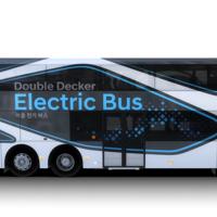 Hyundai presenta en Corea su primer autobús eléctrico de dos pisos, con 300 km de autonomía