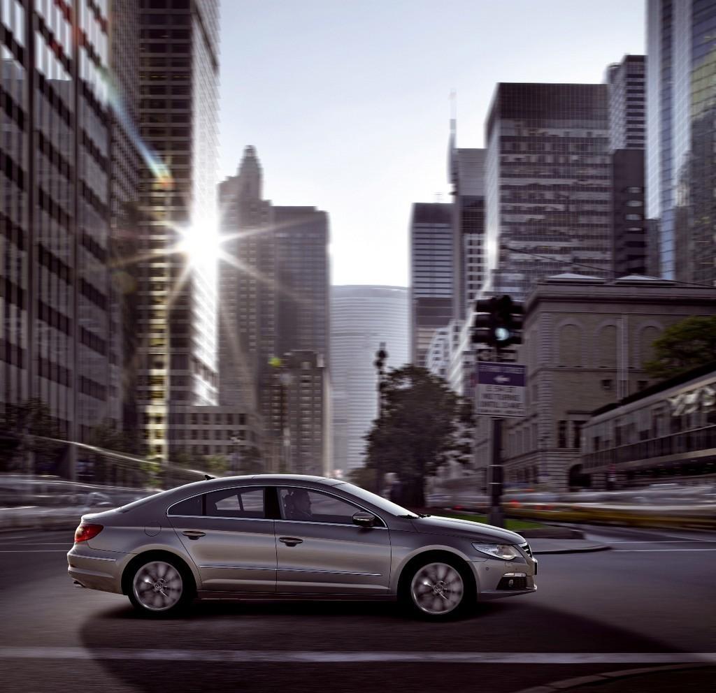 Foto de Volkswagen Passat CC (5/9)