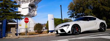El nuevo Toyota GR Supra ha renacido para volver a rugir por las calles
