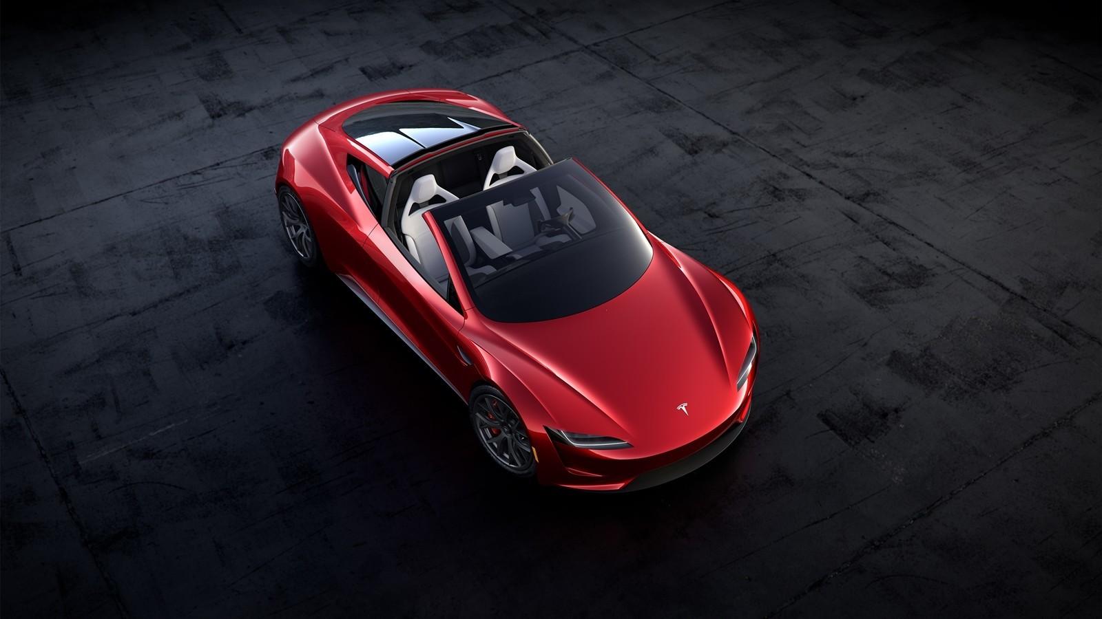 Foto de Tesla Roadster 2019 (1/12)