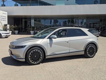 Hyundai Ioniq 5 Prueba