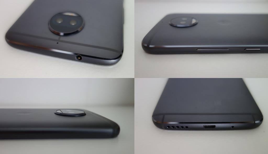 Moto G5s Plus Diseno