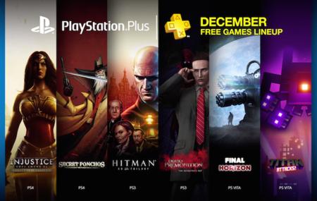 Estos son los juegos que recibiremos en diciembre los suscriptores de PS Plus