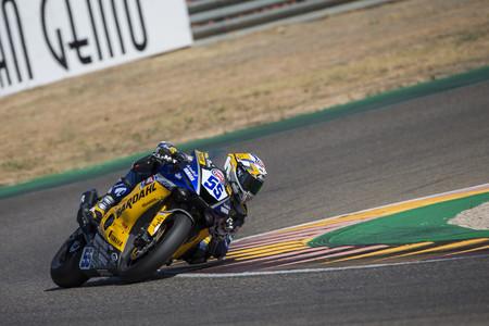 Andrea Locatelli ya podría ser ya campeón de Supersport en Barcelona y podio de infarto para Isaac Viñales