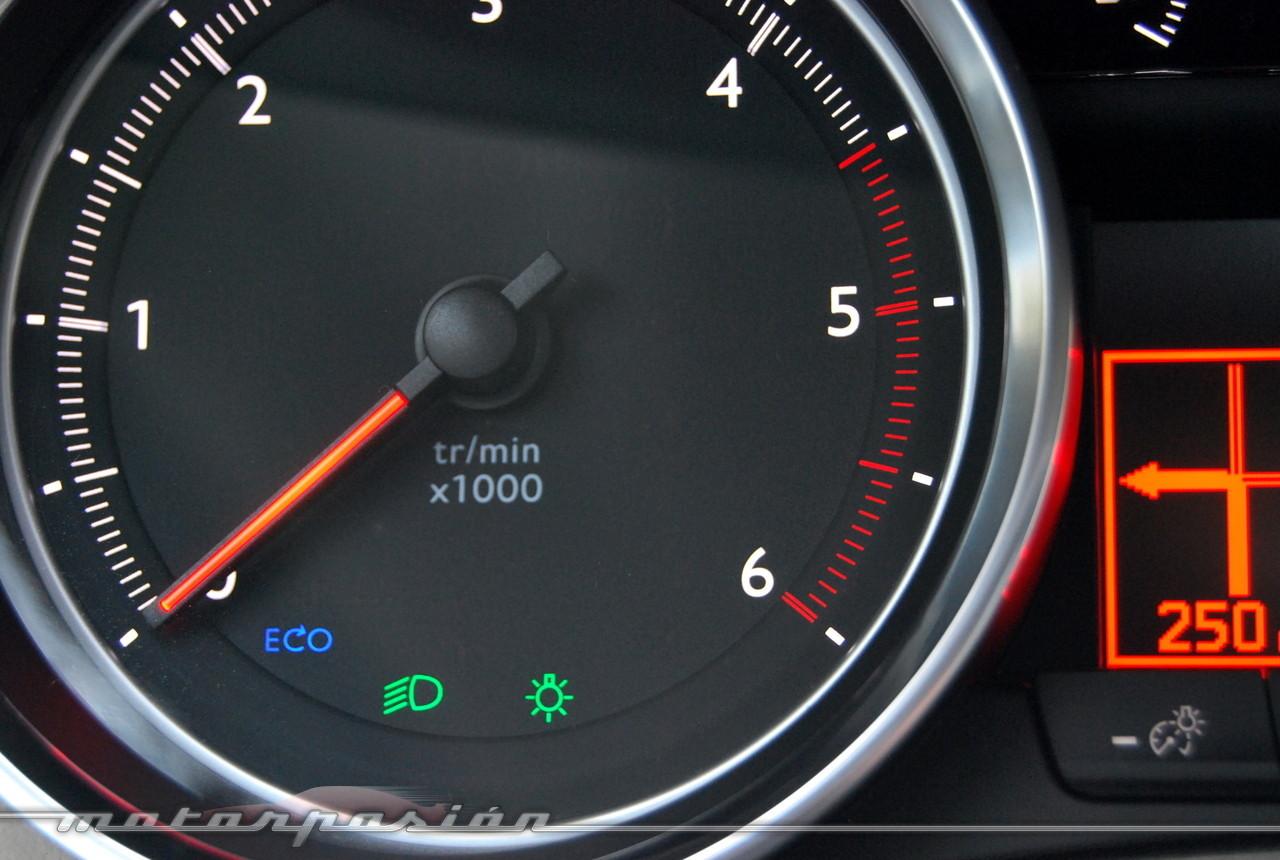 Foto de Peugeot 508 y 508 SW (presentación) (51/118)