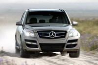 Renntech prepara un Mercedes GLK inspirado en Pikes Peak