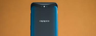 OPPO Find X, análisis: un primer paso hacia las pantallas infinitas con algunos detalles por pulir