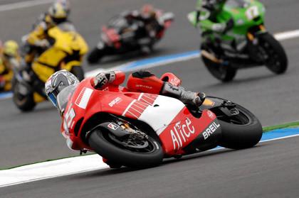 ¿Podria volver Gibernau a Moto GP?