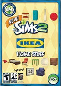 Nueva expansión para 'Los Sims 2': 'IKEA Home Stuff'