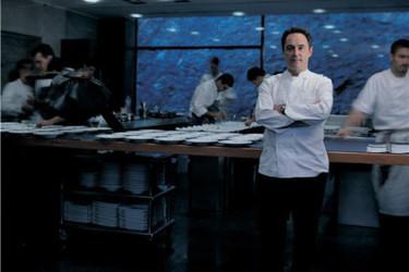 El Bulli, elegido mejor restaurante del mundo por tercer año consecutivo