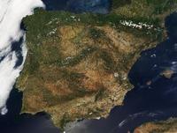 Los puntos extremos de la España peninsular