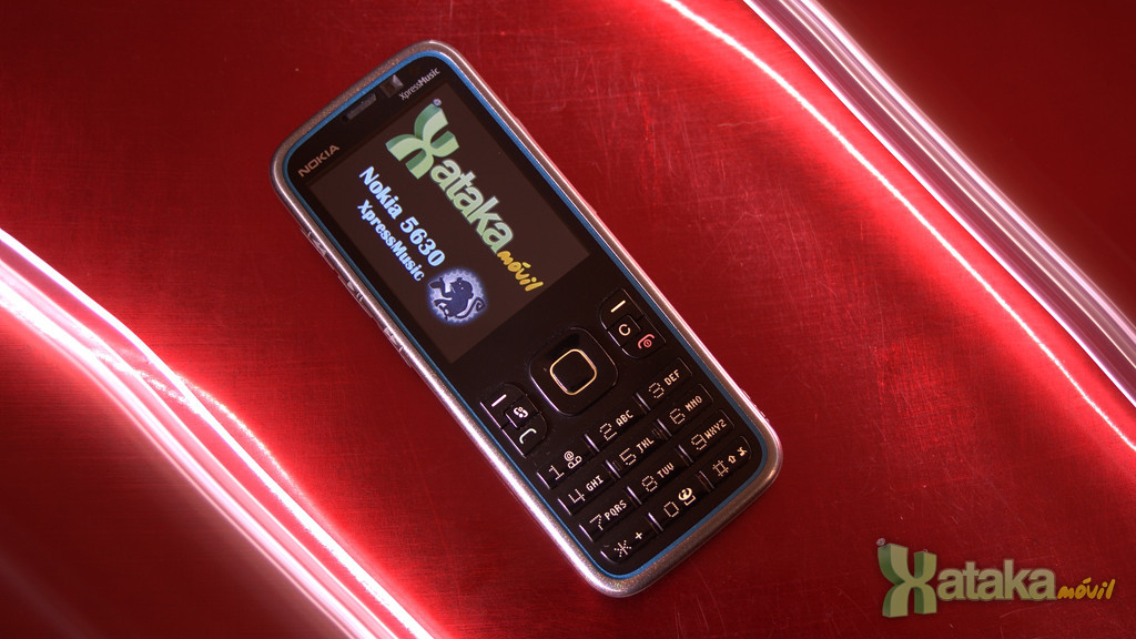 Foto de Nokia 5630 XpressMusic, análisis (8/16)