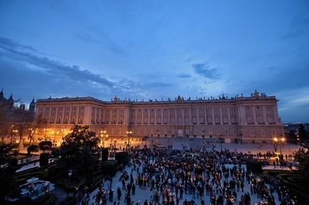 En el 2013 también nos unimos a la hora del planeta y apagamos las luces
