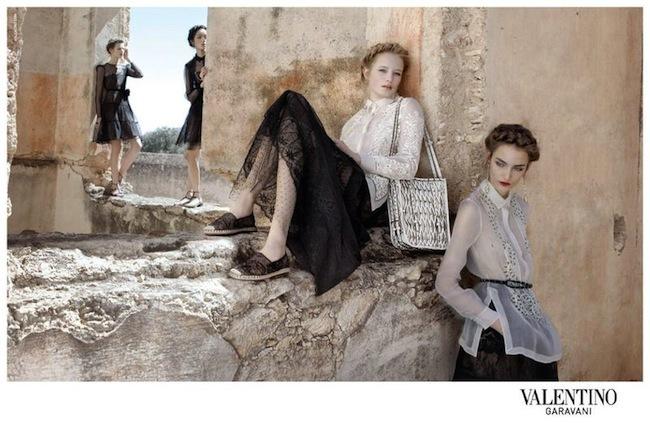 Foto de Valentino campaña Primavera-Verano 2012 (7/12)