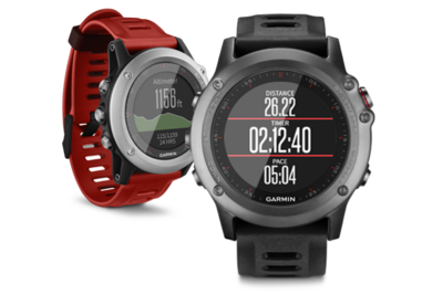Garmin Fenix 3, un nuevo reloj multideporte y todoterreno