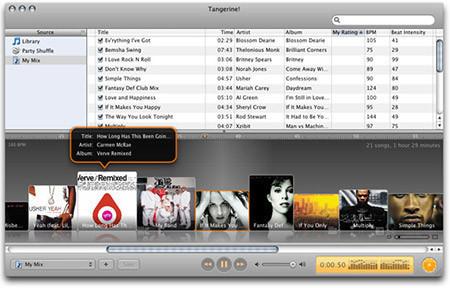Nueva versión 1.1 de Tangerine