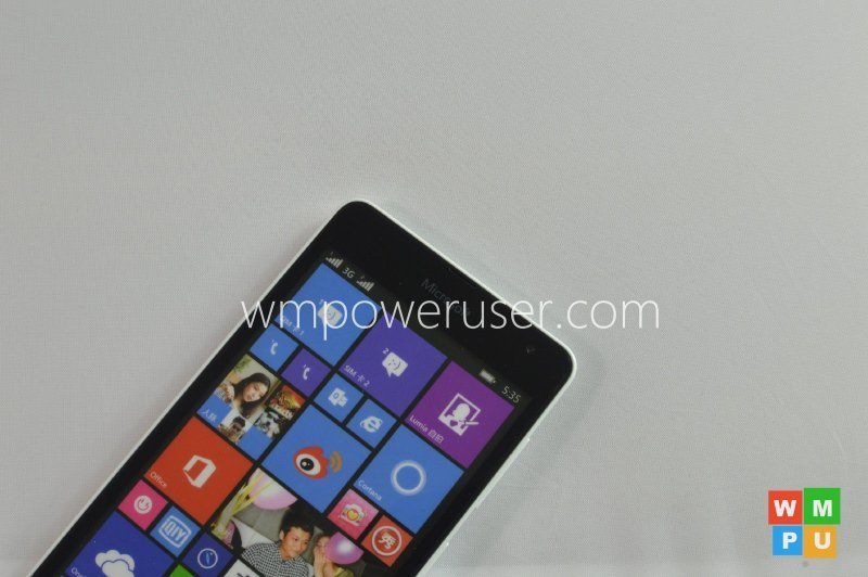 Foto de Microsoft Lumia 535 Dummy (3/9)