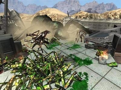 Starship Troopers llega a tu XBox y PC