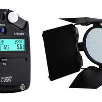 Sekonic L-308X Flashmate y Tre‒D Variled 500/ 1000, nuevos accesorios de iluminación para fotografía profesional