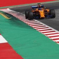 Las mejoras de McLaren acaparan la atención del GP de España de Fórmula 1... y además, funcionan