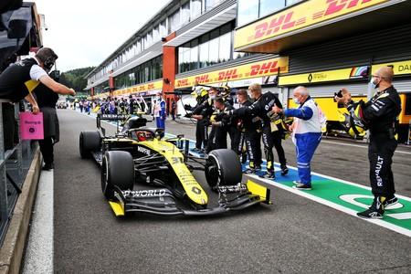 Ocon Spa F1 2020