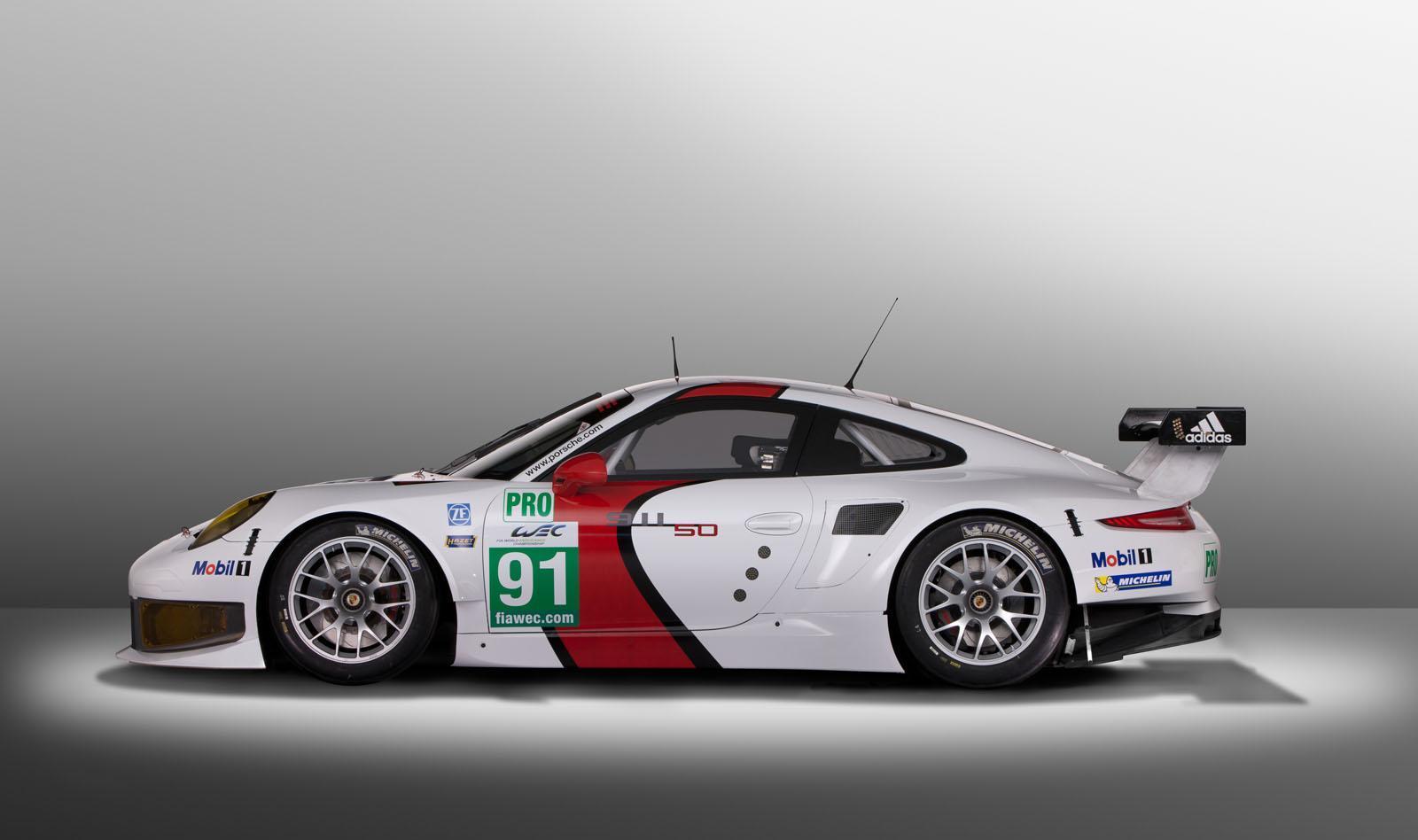 Foto de Porsche 911 RSR 2014 (7/9)