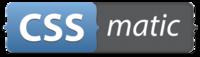 CSSmatic, un pequeño set de herramientas para mejorar los diseños web y made in Spain