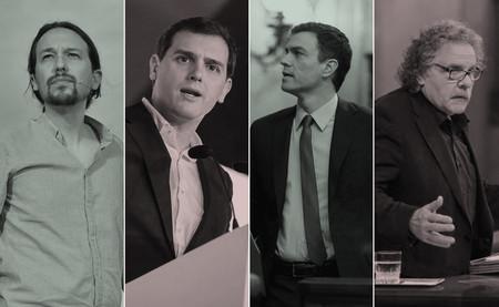 ¿Qué tal lo tiene Pedro Sánchez para aprobar la moción de censura? Esto dice cada partido