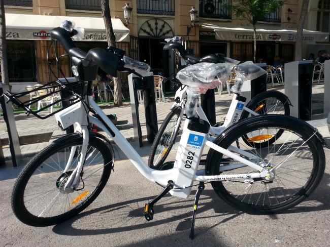 Las bicicletas eléctricas toman la calle: empezamos con BiciMad