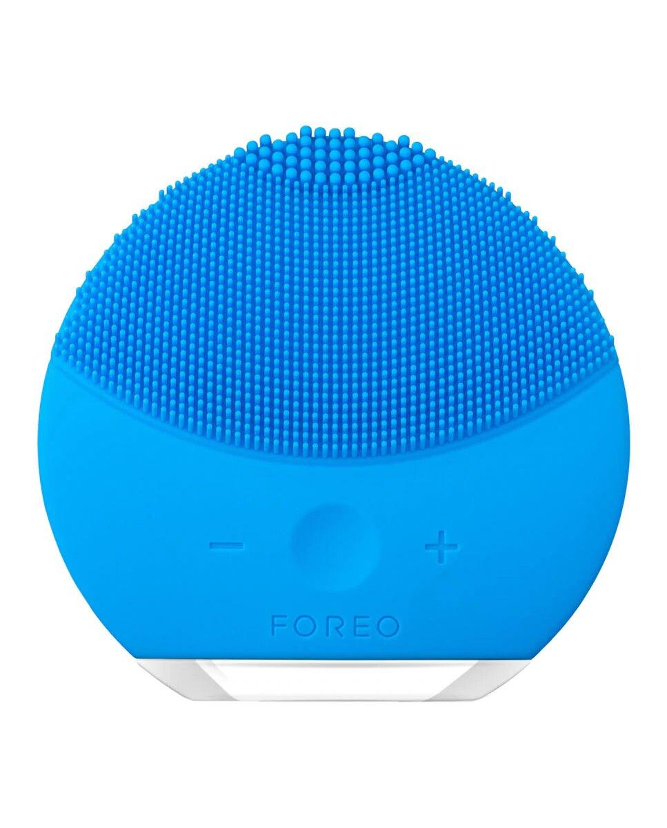 UNA mini 2 - Cepillo limpiador facial sónico para todo tipo de pieles FOREO