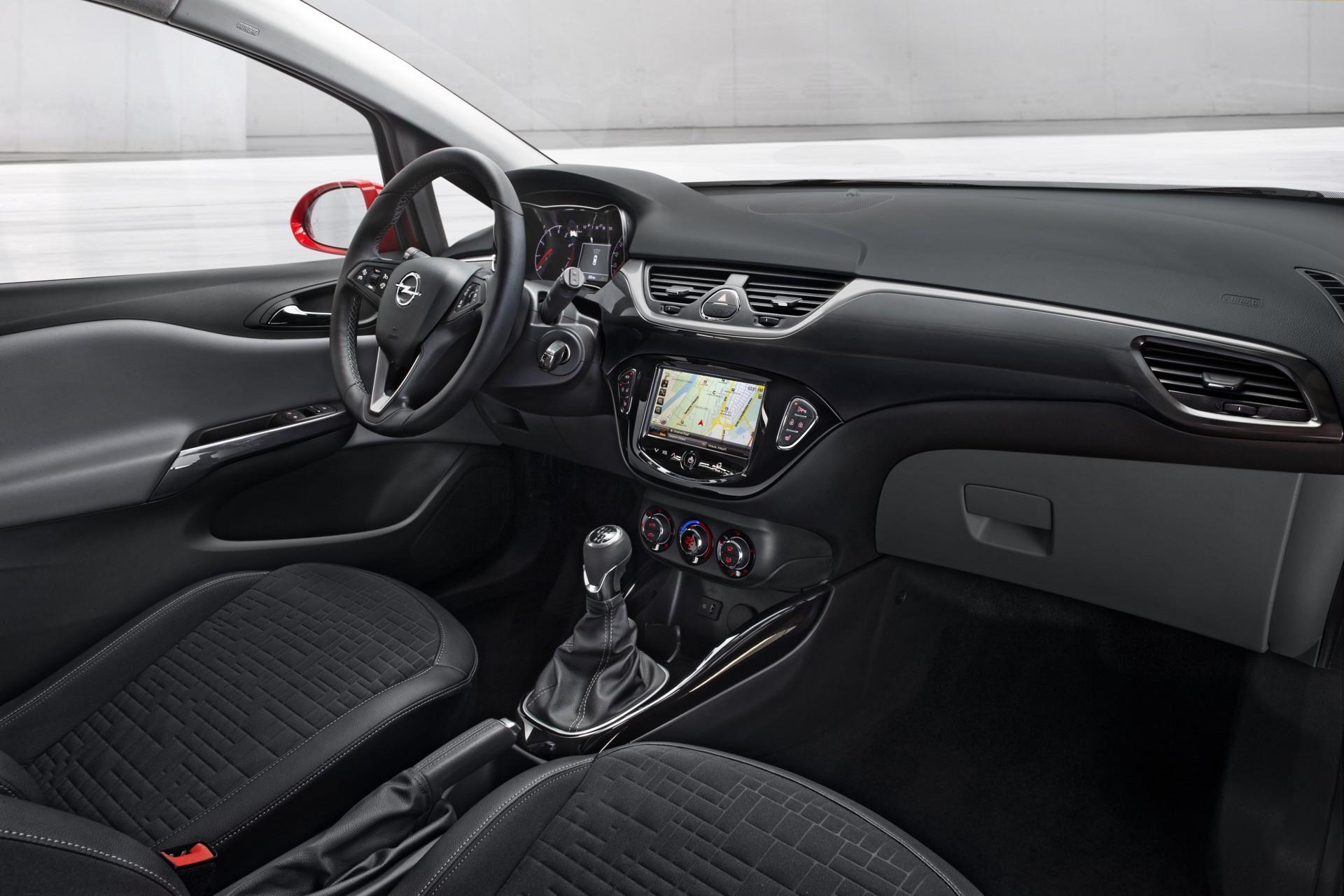 Foto de Opel Corsa 2014 (16/20)