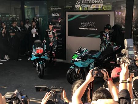 Petronas Yamaha 2020