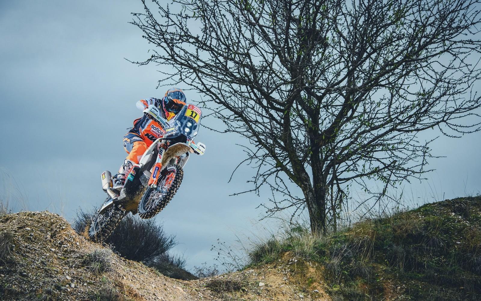 Foto de KTM 450 Rally Dakar 2019 (36/116)