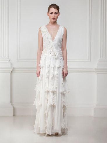 Foto de Primera 'Bridal Collection' de Matthew Williamson (I): los vestidos de novia. Bodas de lujo (5/12)