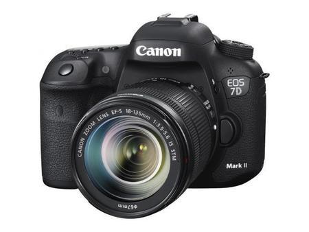 Canon 7D MKII, la nueva cámara insignia de la compañía