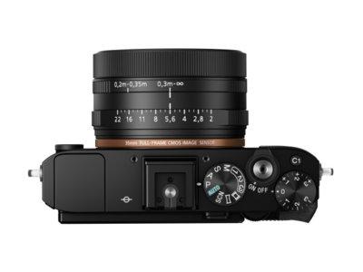 Sony RX1R II, la compacta full frame de Sony se renueva con 42MP y visor