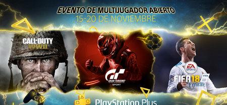 El multijugador online de PlayStation 4 será gratuito para todo el mundo durante cinco días