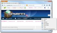 Easy Access, un lanzador de aplicaciones para Firefox. A fondo