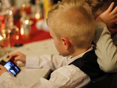 Siete trucos para que tu móvil sea apto para niños