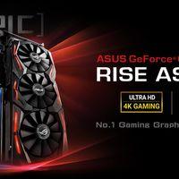 Estas son las primeras Nvidia GeForce GTX 1080 Ti de ASUS: esperando a Vega con los ventiladores encendidos
